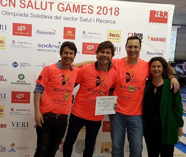 Campions bowling 2018 EAP Sarrià