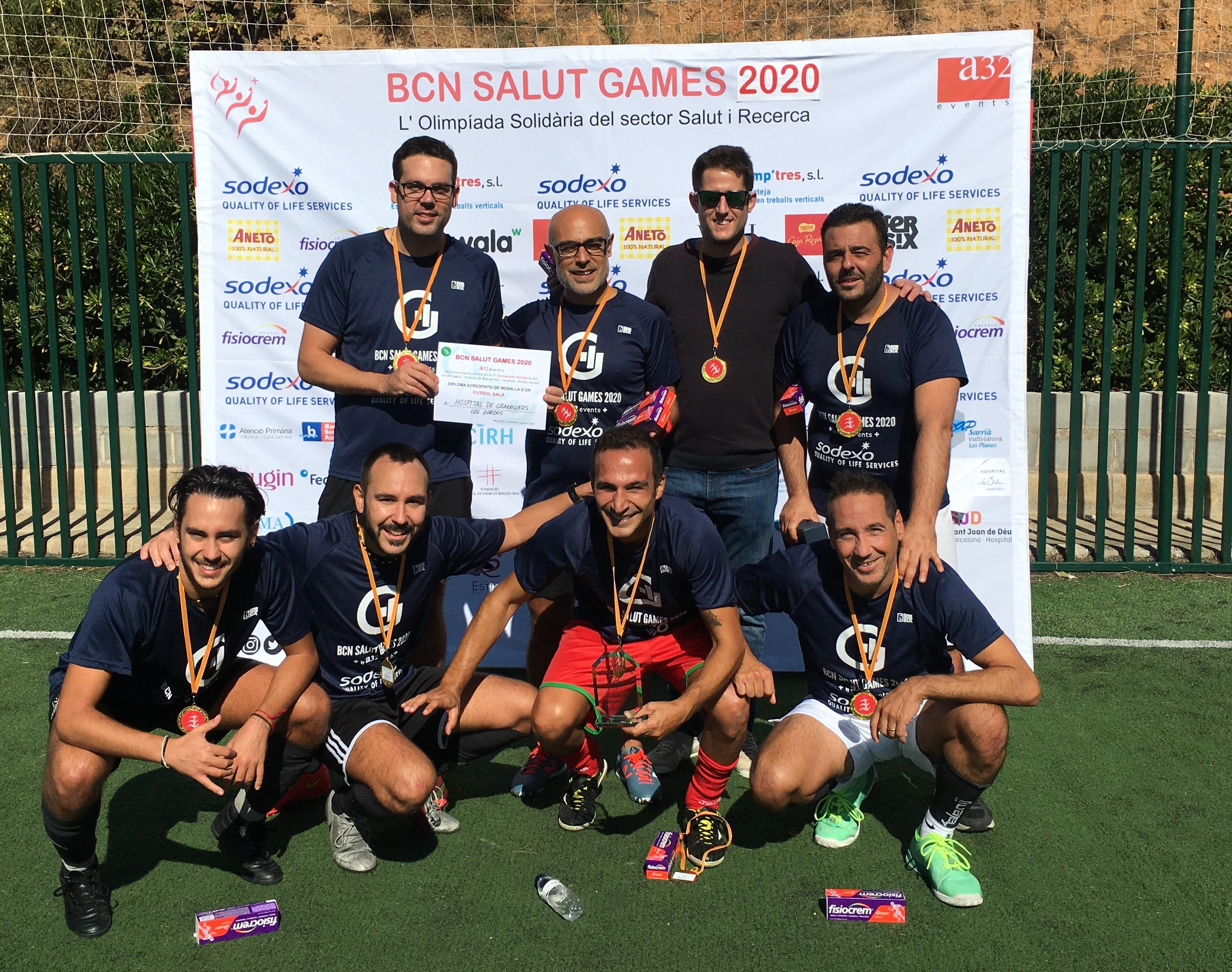 Campions futbol 2020 H Granollers
