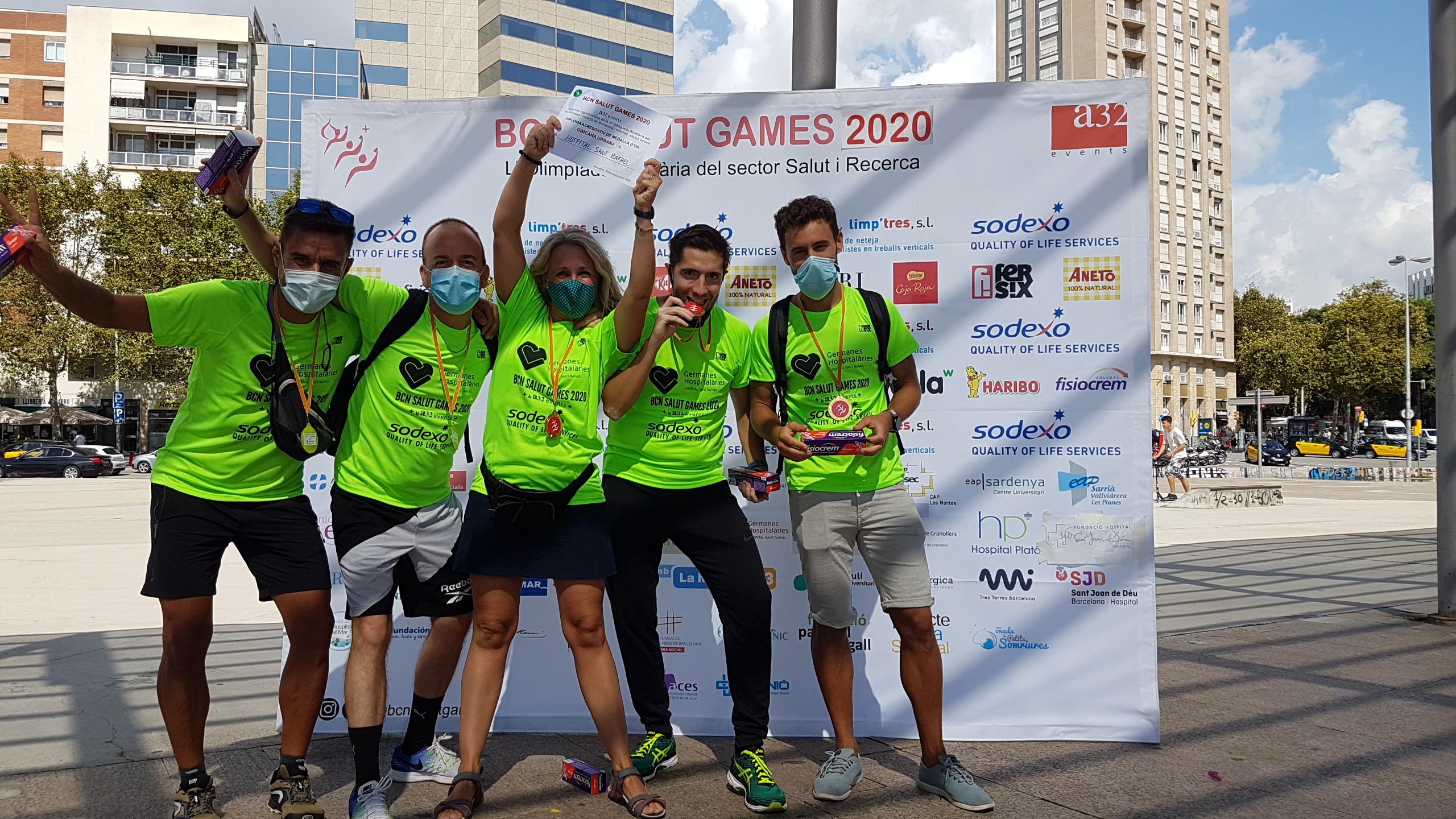 Campions Gimcana Urbana A 2020 Sant Rafael