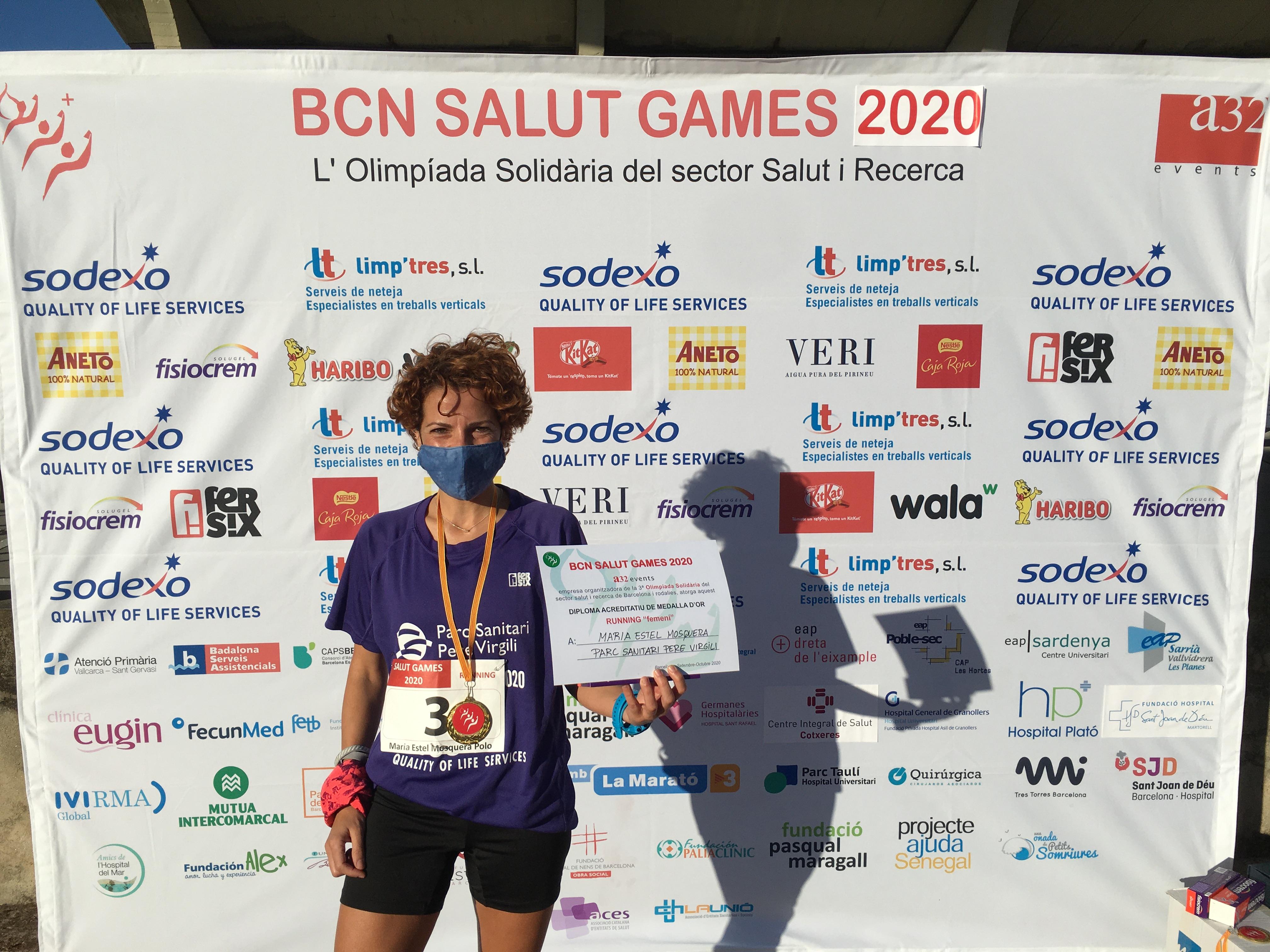 Campiona running 2020 M Estel Mosquera PS Pere Virgili