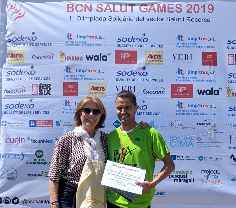 Campió Running Javier Gil 2019