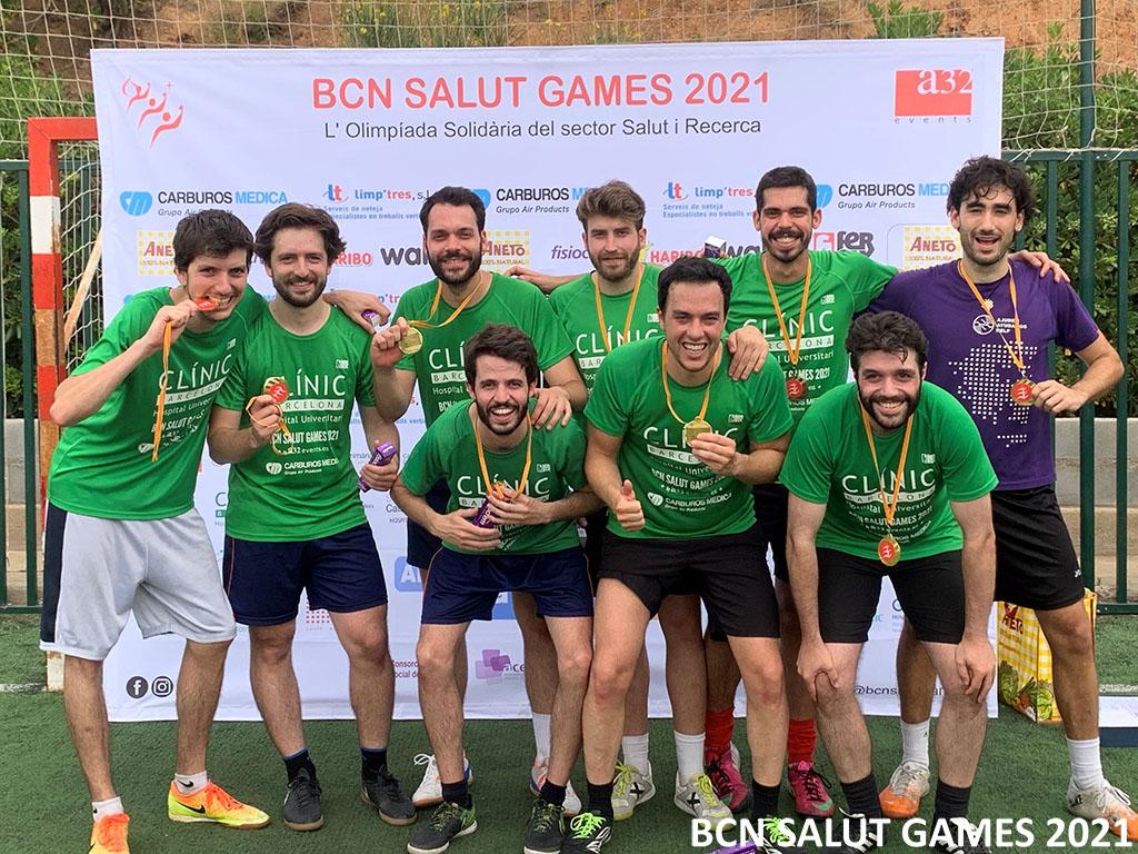 campions futsal 2021